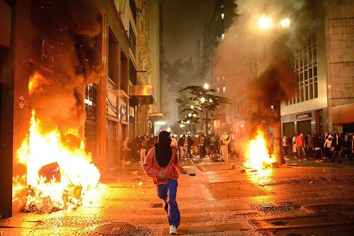 Sao Paulo riots