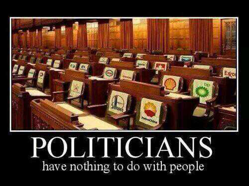 Pols Have Nothing To Do With People